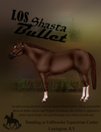 LOS Shasta Bullet Breeding Advertisement by FallbrookeEC