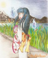 Hinata, walking to paradise... by chiakichian