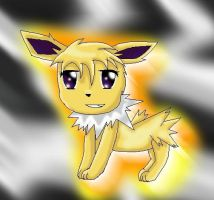 Jolteon by 222222555555
