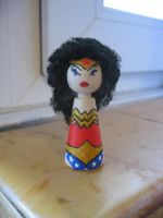 Cones: Wonder Woman by Poison-Harley