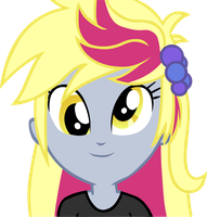 Derpy's New Hair Style by cejs94