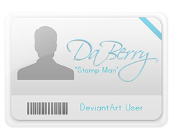 My ID by DaBerry
