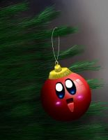 Bauble Kirby by littlemisskirby