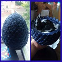DragonEgg Inspired by GoT by SoofDreamer