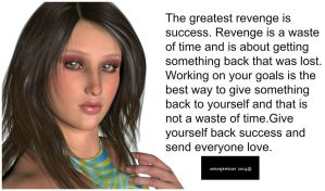 dont give into revenge by AnenaJewelry by ANenaStudios