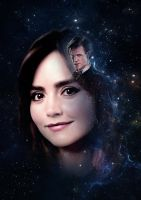 Clara and the 11th dr by colgreyis