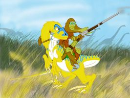 Jake, Plains Sniper by the-batcomputer