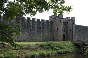 Cardiff Castle 1 by CAStock