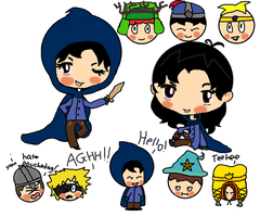 South Park The Stick Of Truth by jiaqian02