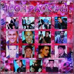 Icons Pack #01 by annie2377