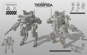 THEROPODA by HYDROGEARS