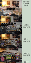 161 Furby Collection UPDATED by KasaraWolf