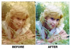 Photo Restoration #1 by wrongpixel