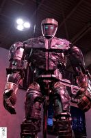 REAL STEEL Atom by The-Dude-L-Bug