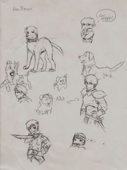 oodles of doodles by Kyoushiro