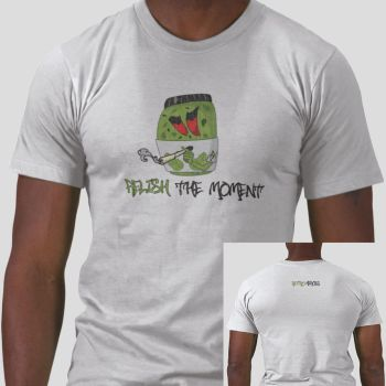 Relish The Moment by RetroHeroesClothing