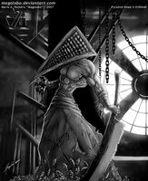 Pyramid Head by Magolobo