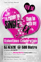 Valentines Party Flyer by AnotherBcreation