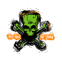 Live Fast Die Young v1 by armageddon