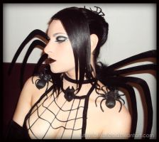 Arachne -  With My Children by Luthy-Lothlorien