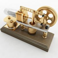 Robinson Stirling Engine by PLutonius