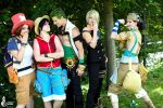 Zoro - Captain whaaaat by Zack-Fair-7