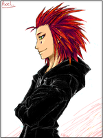 axel by Merokosart
