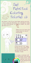 Sai Coloring Tutorial - Chibis by Ryunk