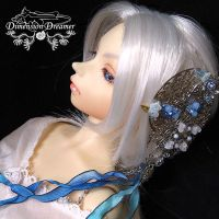 Morpho Head Accessory -La Paz- by RyuAmano
