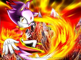 :CP: Burning Blaze by Drytil