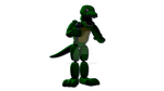 Trans-Amazonian's Austin the Alligator by ItsameWario48
