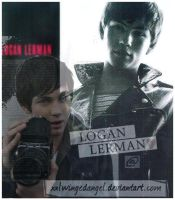 Logan Lerman ID by xx1wingedangel
