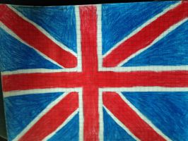 Union Flag by angelholmes
