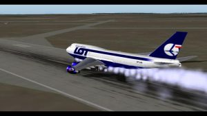 LOT Boeing 747-400 concept by AltoShipper