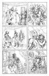 Rocketeer pencils oaks pg14 by leeoaks