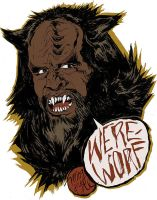 Wereworf by mysteryming