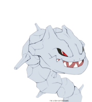 PKMN: Verity's Steelix by Mirvirus