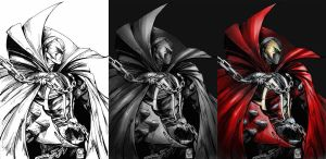 SPAWN by JARCH1280