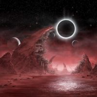 Blood Planet by soulburn3d