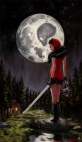 Red Riding Hood by Vatsel