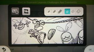 Miiverse: Rayman Legends Challenges by RothSothy