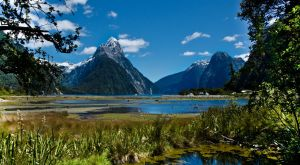 New Zealand Milford Sound by Rafnex