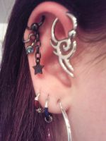 My right ear by roteHexe