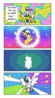 Princess Mega Absol by thegreatrouge