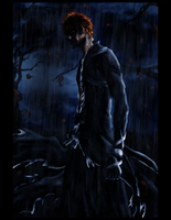 Everything but the Rain -  Kurosaki Ichigo Returns by MmagPL