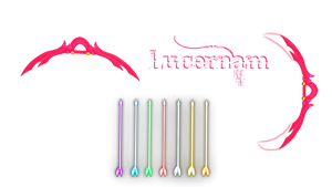 (MMDxANGL) Angelica's weapon - Lucernam by naruchan101