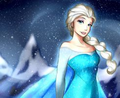 Elsa by Smudgeandfrank