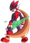 Rockman - Zero by heat-dash