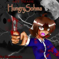 Art Trade - HungrySohma by BlackWorufu