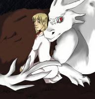 Soul Eater Dragon colored by Megskey